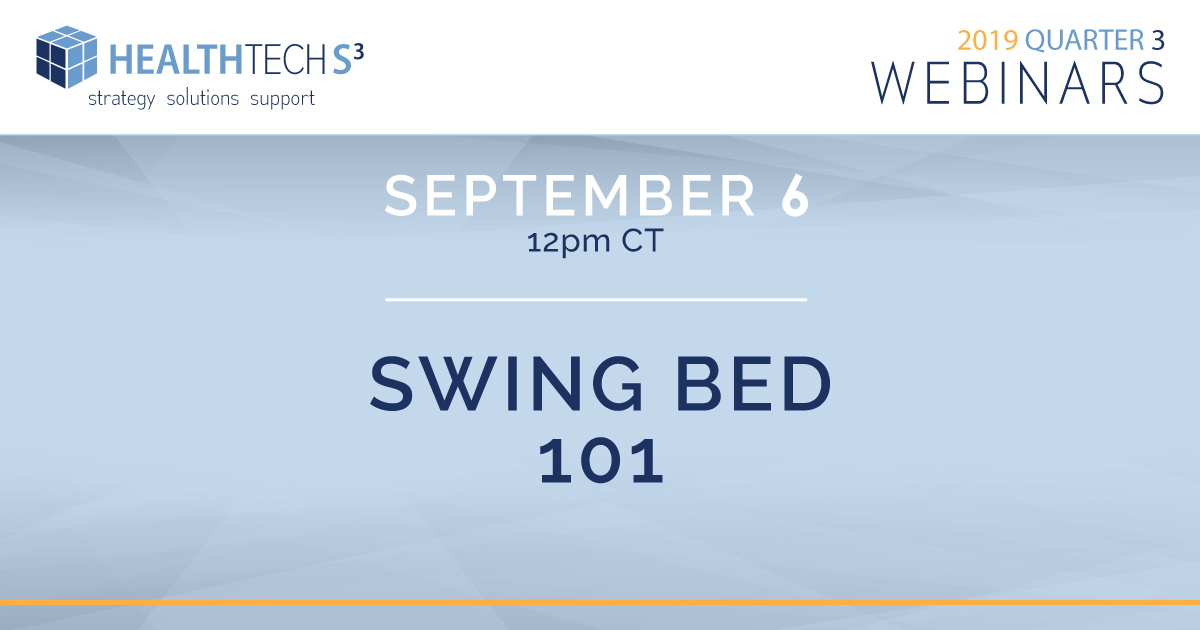 Swing Bed 101