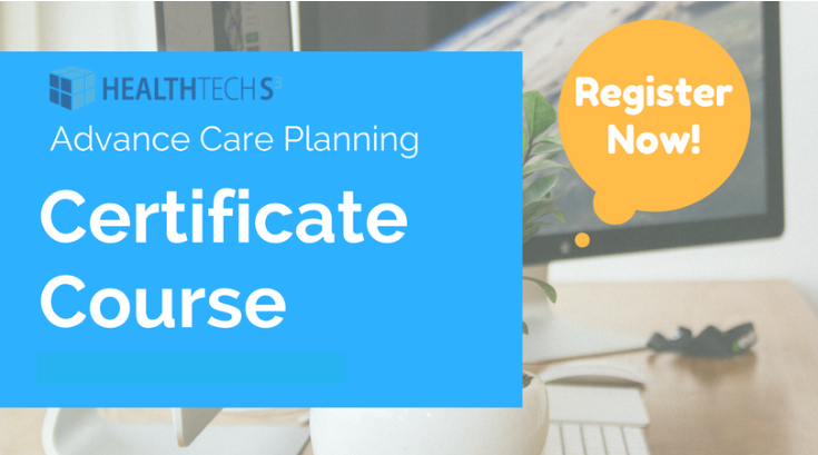 Advance Care Planning Certificate Course