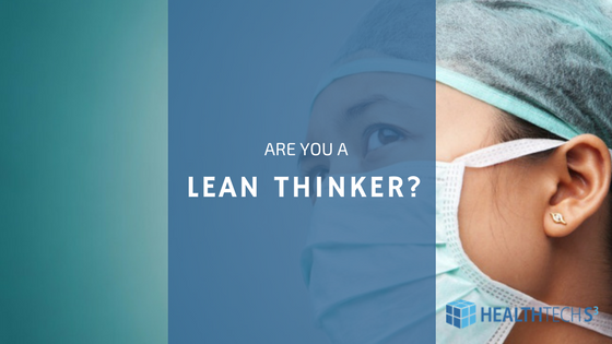 Are You a Lean Thinker?