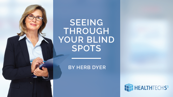 Seeing Through Your Blind Spots