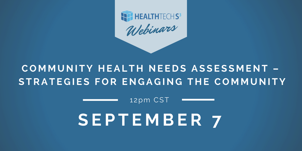 Community Health Needs Assessment – Strategies For Engaging The Community