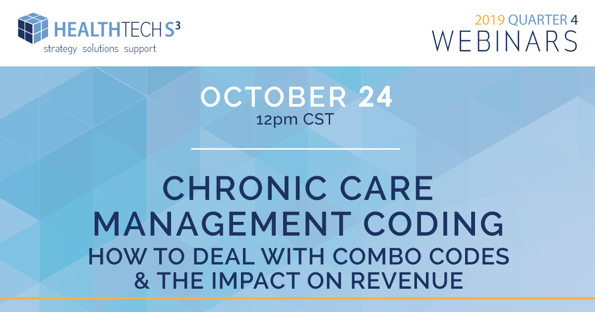 Chronic Care Management Coding: How to Deal with Combo Codes and The Impact On Revenue
