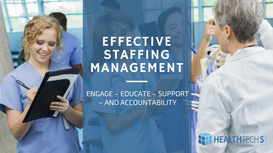 Executive Staffing Management