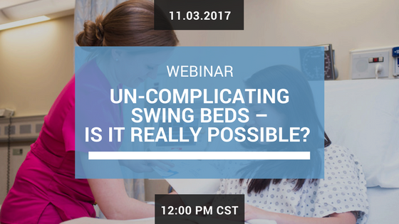 Un-complicating Swing Beds – Is it Really Possible?
