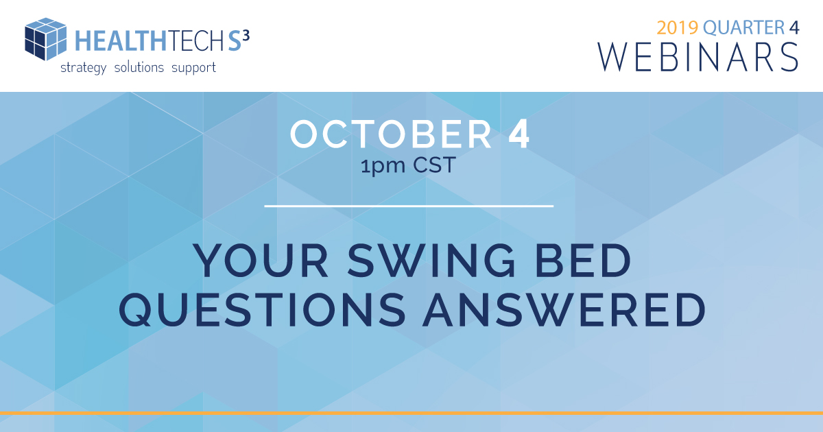 Your Swing Bed Questions Answered